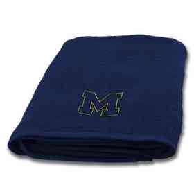 1COL929001021WMT: COL 929 Michigan Bath Towel